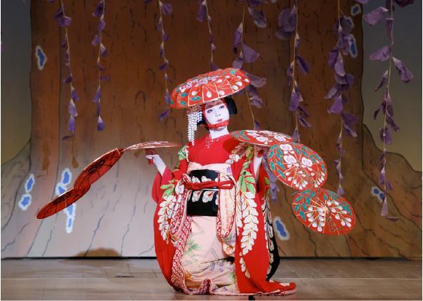 日本舞踊の世界と古都の文化に触れる旅