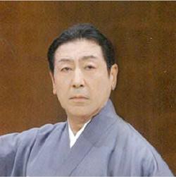 四世家元 若柳壽延師(わかやぎじゅえん)